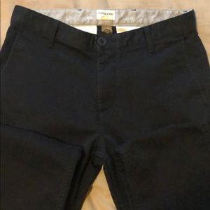 Slim Tapered Docker pants